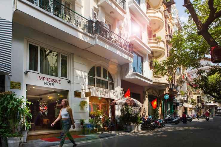 EXTERIOR_BUILDING Khách sạn Impressive Hà Nội
