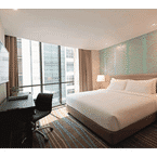 BEDROOM Cosmo Hotel Kuala Lumpur