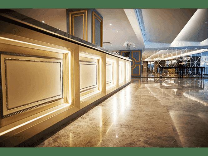 LOBBY Cosmo Hotel Kuala Lumpur