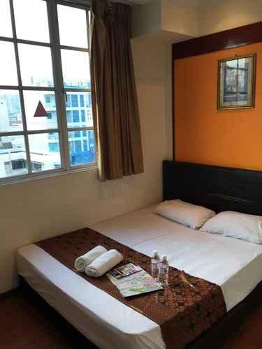 BEDROOM Hornbill Hotel