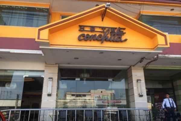 EXTERIOR_BUILDING Hotel Conchita