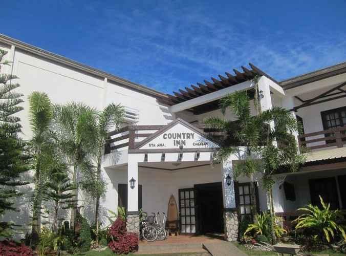 LOBBY Country Inn Hotel and Restaurant Santa Ana