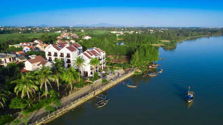 EXTERIOR_BUILDING Khách sạn Pearl River Hội An