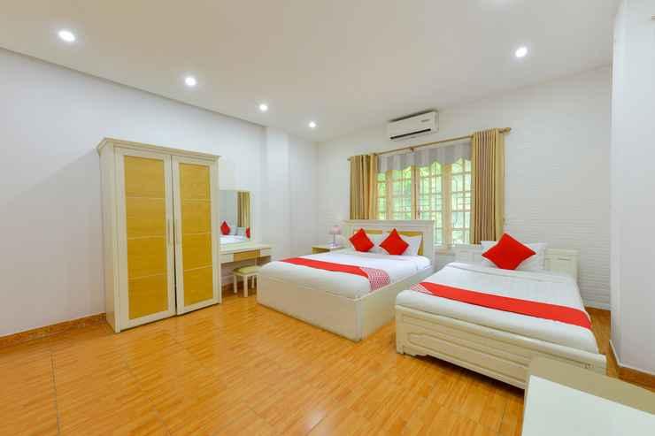 BEDROOM Khách sạn Amely
