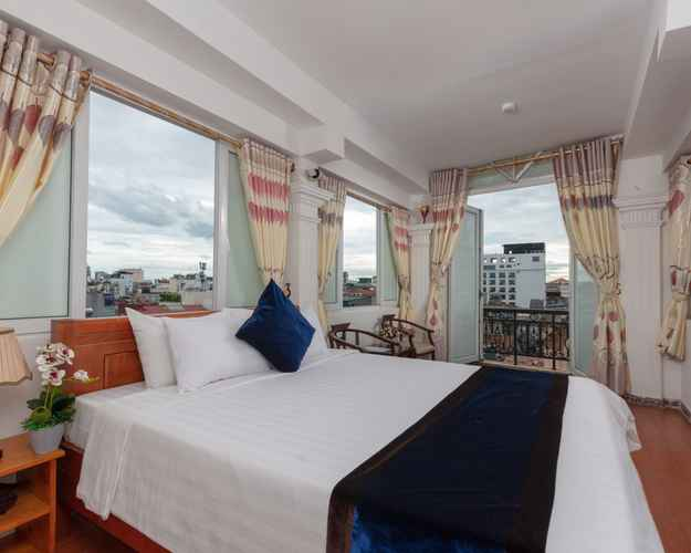 BEDROOM Hanoi Charming House - Hang Thiet
