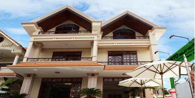 EXTERIOR_BUILDING Hoang Hoa Guesthouse