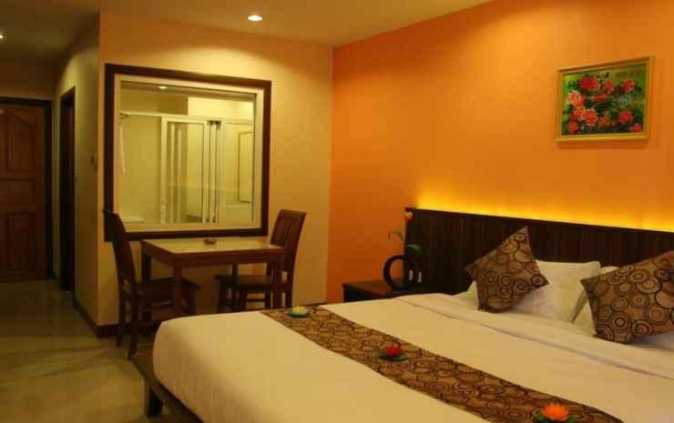 Siam Platinum Pattaya Hotel Chonburi - Pool Deluxe