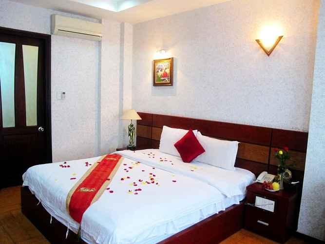 BEDROOM Khách sạn Blue Ocean Saigon
