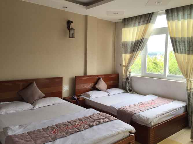 LOBBY Khách sạn Hương Hà Mini