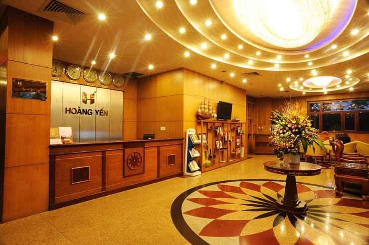LOBBY Khách sạn Hoàng Yến