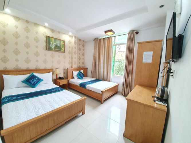 BEDROOM Khách sạn Janus