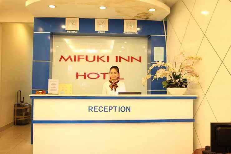 LOBBY Saigon Terrace Hotel