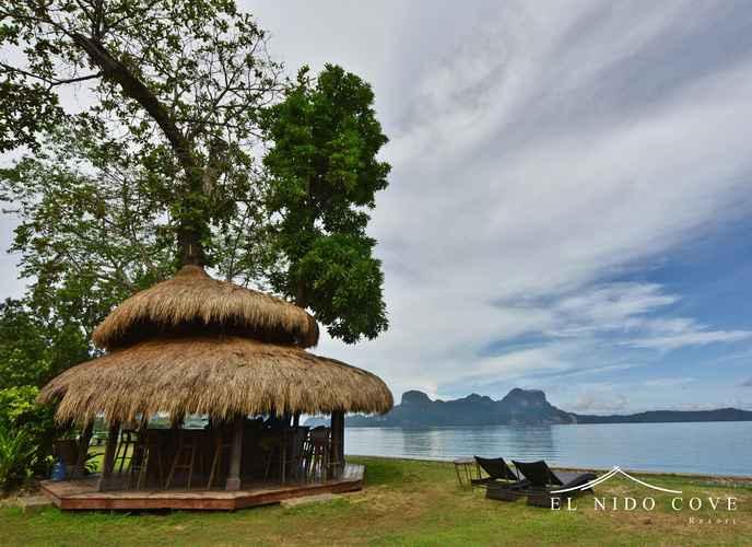 BAR_CAFE_LOUNGE El Nido Cove Resort