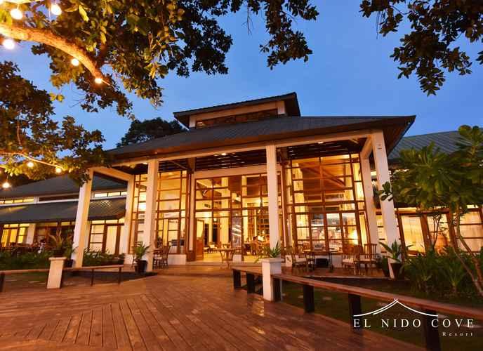 EXTERIOR_BUILDING El Nido Cove Resort