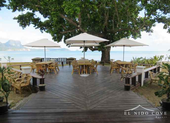 RESTAURANT El Nido Cove Resort