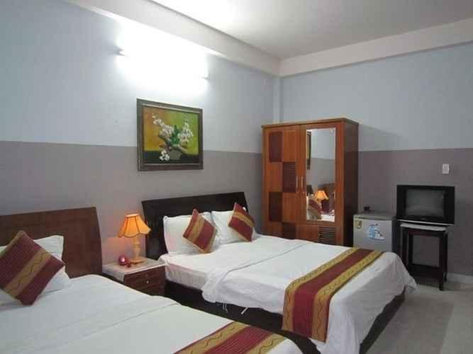 BEDROOM Khách sạn TH Airport
