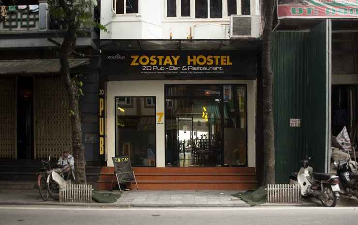 EXTERIOR_BUILDING Zostay Hostel Backpackers
