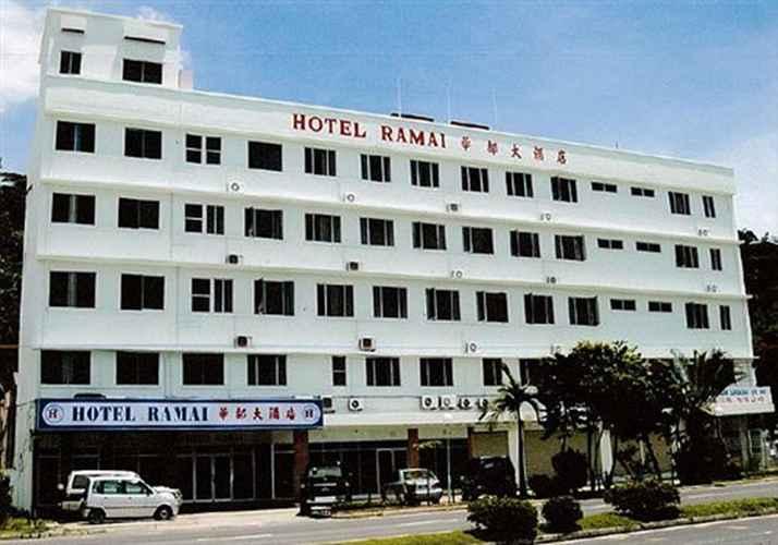 EXTERIOR_BUILDING Hotel Ramai
