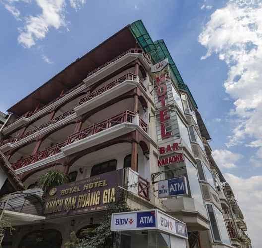 EXTERIOR_BUILDING Khách sạn Hoàng Gia Sapa