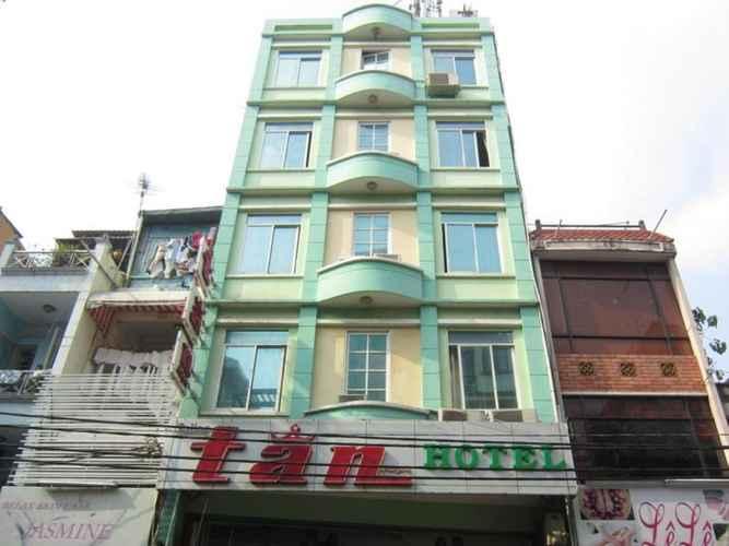 EXTERIOR_BUILDING Tan Hotel Saigon