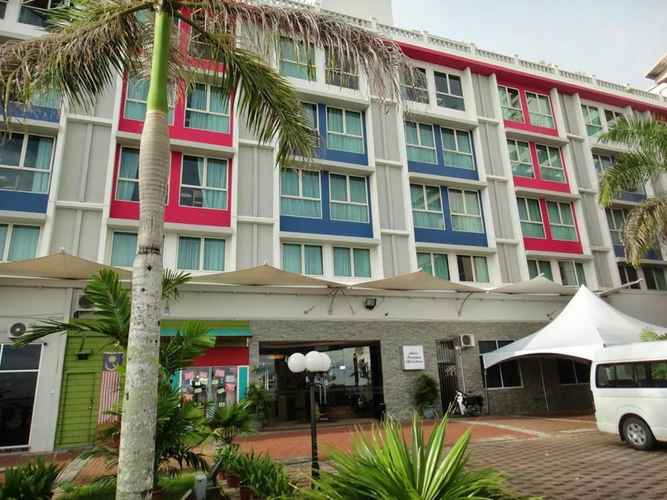 EXTERIOR_BUILDING S'kan Styles Hotel