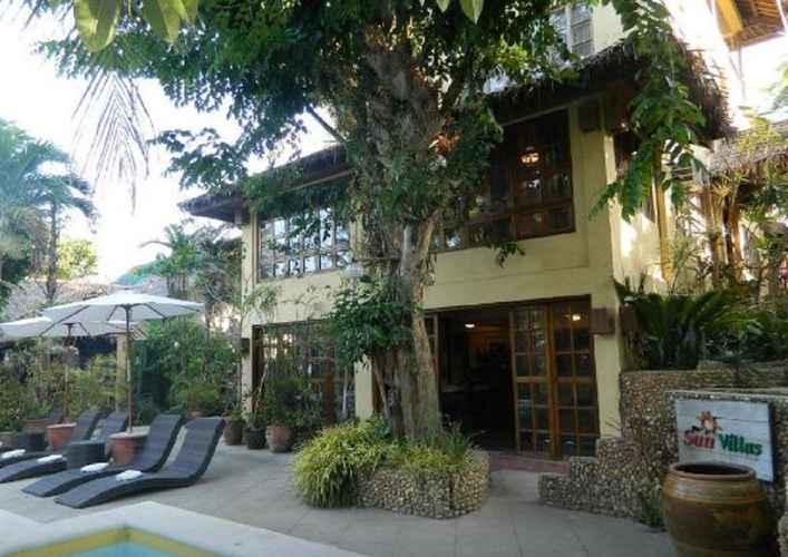 EXTERIOR_BUILDING The Sun Villa Resort and Spa Hilltop