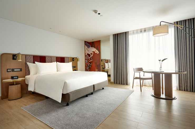 BEDROOM Montien Hotel Surawong Bangkok