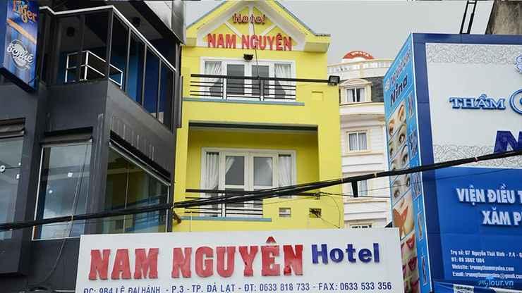 EXTERIOR_BUILDING Khách sạn Nam Nguyên