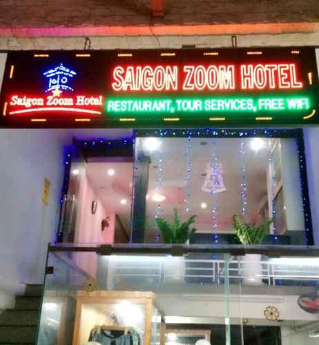 EXTERIOR_BUILDING Saigon Zoom Hotel