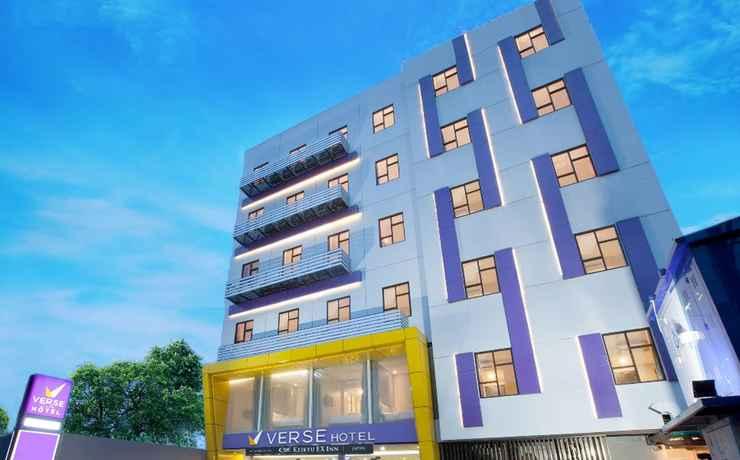 EXTERIOR_BUILDING Verse Lite Hotel Gajah Mada