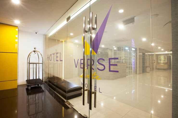 LOBBY Verse Lite Hotel Gajah Mada