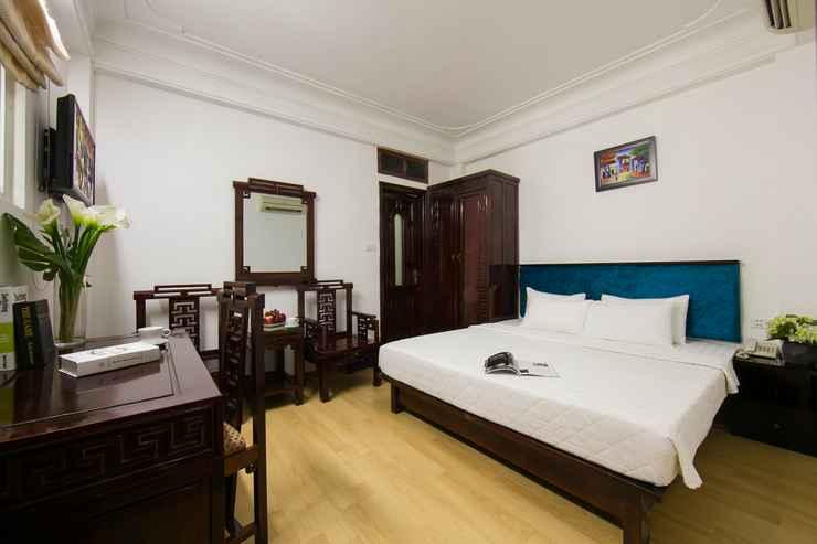 BEDROOM Little Hanoi Hotel