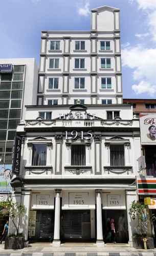 EXTERIOR_BUILDING Hotel 1915 Kuala Lumpur