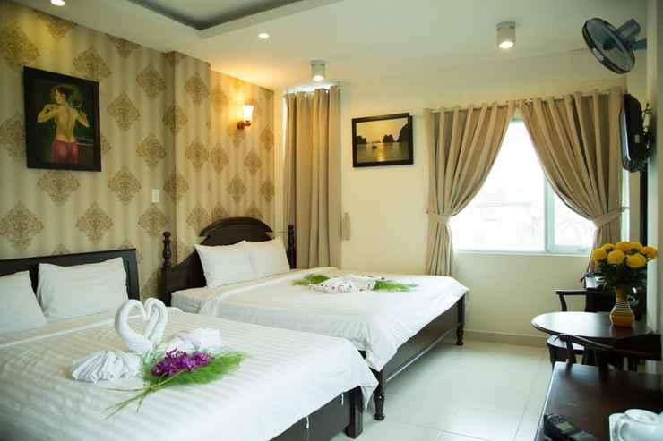 BEDROOM Khách sạn DDA Quận 1