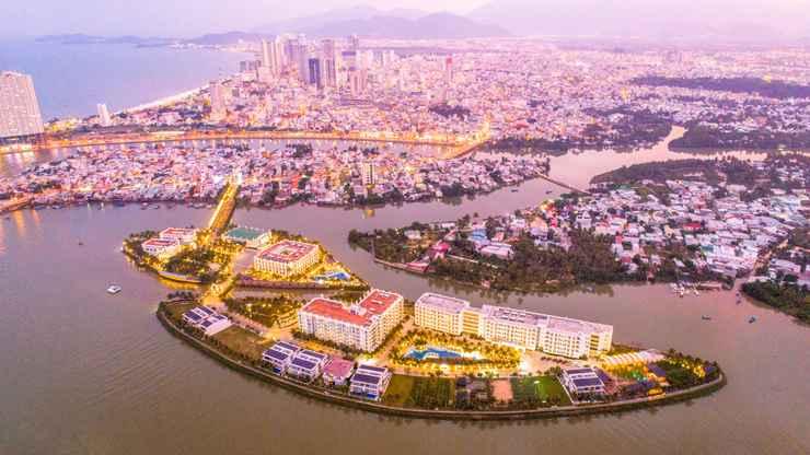 EXTERIOR_BUILDING Cham Oasis Nha Trang - Resort Condotel