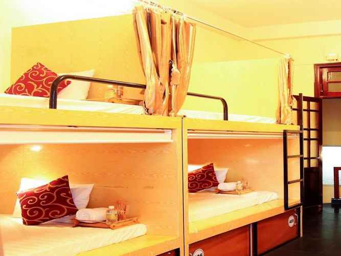 BEDROOM Like Backpacker Hostel