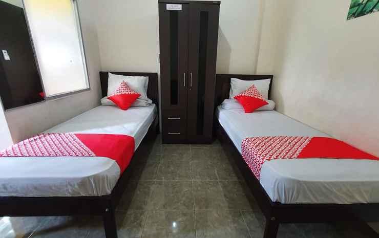 OYO 3830 Dfarys Gh Syariah Balikpapan - Standard Twin Room