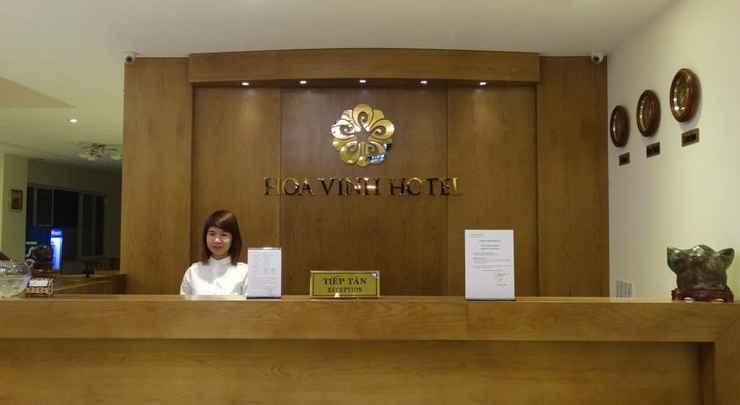 LOBBY Khách sạn Hoa Vinh