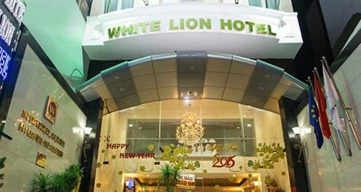 EXTERIOR_BUILDING Khách sạn White Lion Saigon