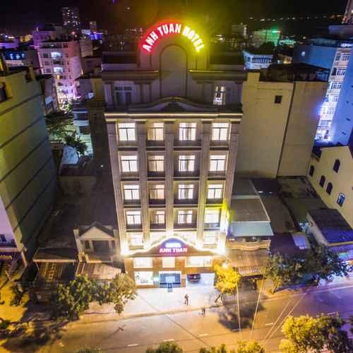EXTERIOR_BUILDING Khách sạn Anh Tuấn