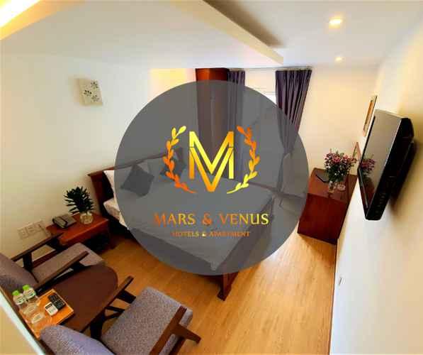 BEDROOM Khách sạn MARS & VENUS