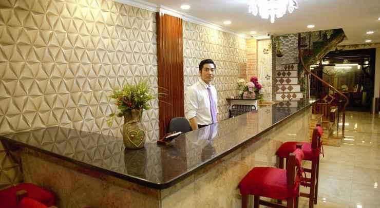 LOBBY Khách sạn Viên Ngọc Xanh 1