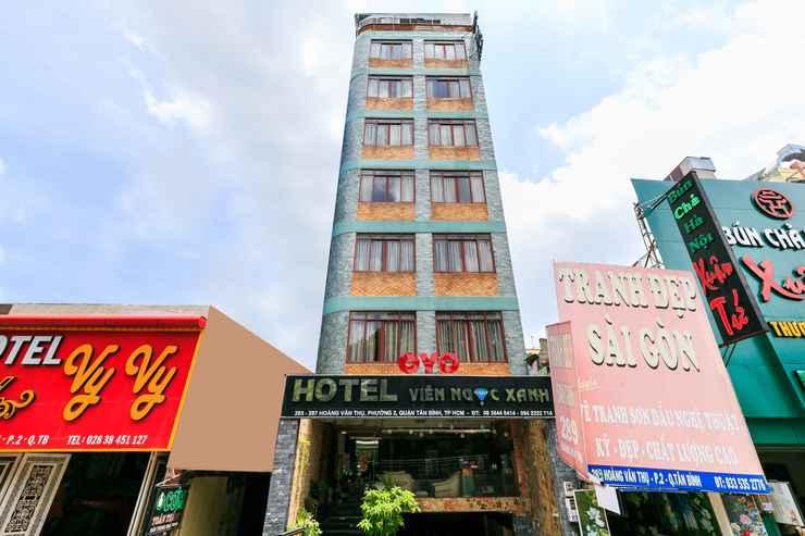EXTERIOR_BUILDING Khách sạn Viên Ngọc Xanh 2