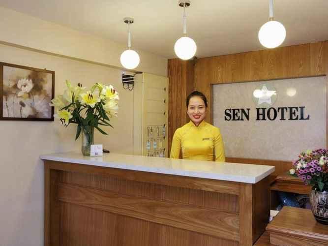 LOBBY Khách sạn Sen Sài Gòn