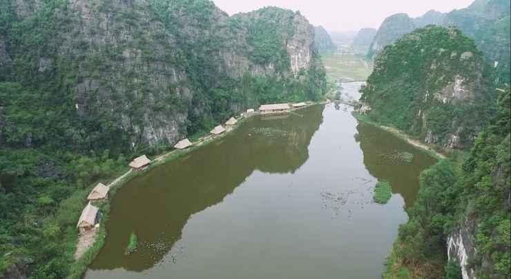 EXTERIOR_BUILDING Ninh Binh Valley Homestay