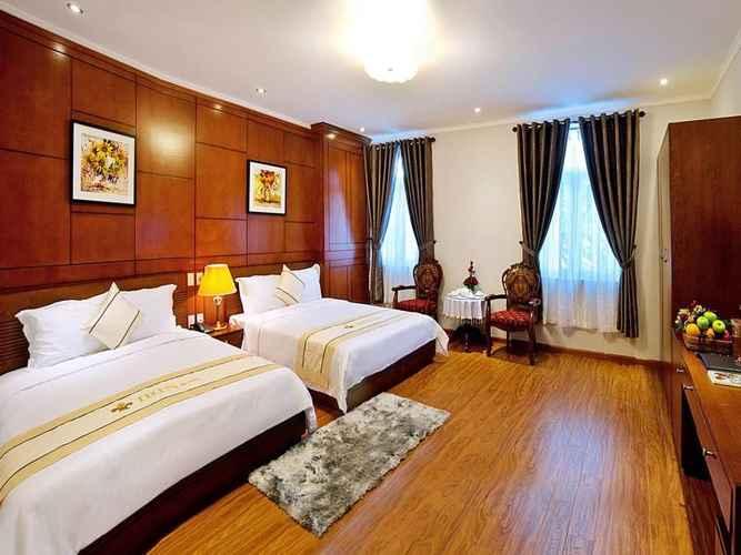 BEDROOM Khách sạn Iris