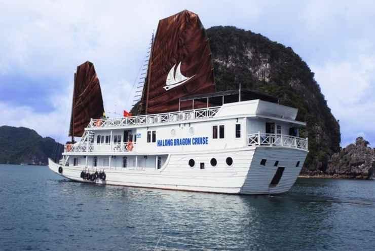 EXTERIOR_BUILDING Du thuyền Halong Dragon