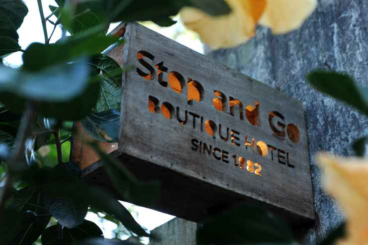 EXTERIOR_BUILDING Stop and Go Boutique Hotel Since 1982