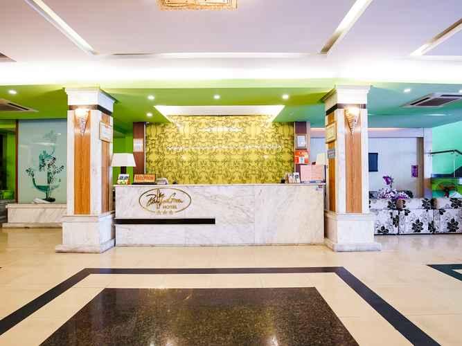 LOBBY Bamboo Green Hotel