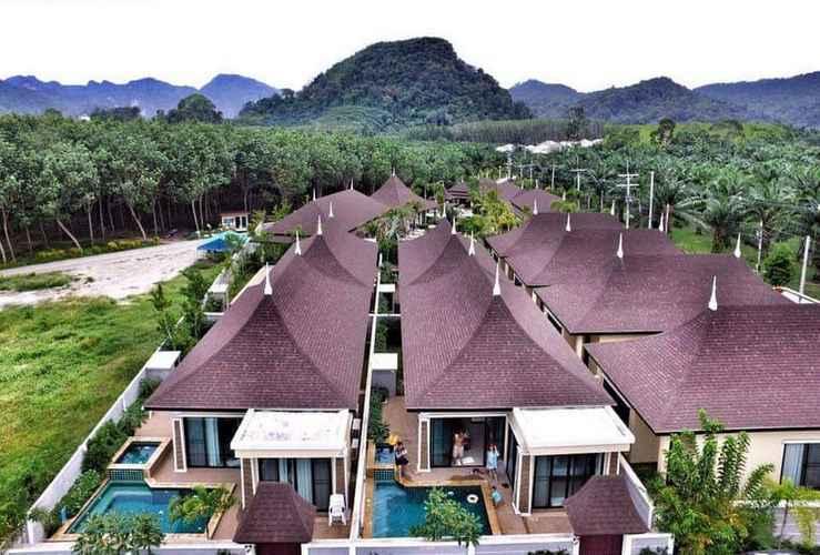 EXTERIOR_BUILDING Aonang Oscar Pool Villa